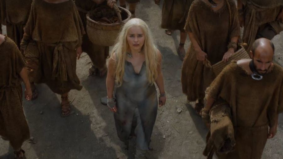 GAME OF THRONES EPISODE RECAP: OATHBREAKER *SPOILERS*